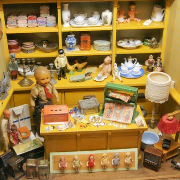 Oud speelgoed – Museum in de Zevende Hemel